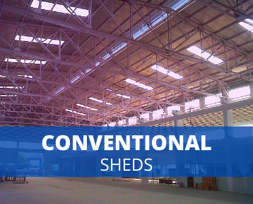Conventional Shed