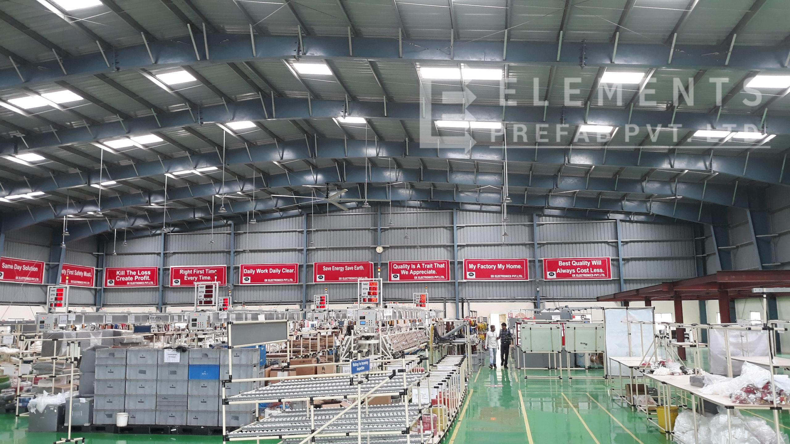 EK Electronics, Ranjangaon