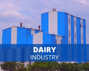 Dairy ind