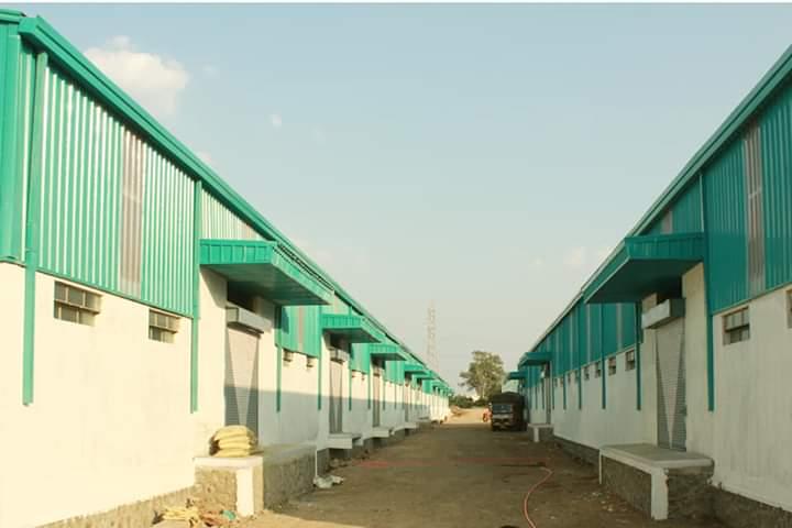 Bhutada Warehousing, Latur