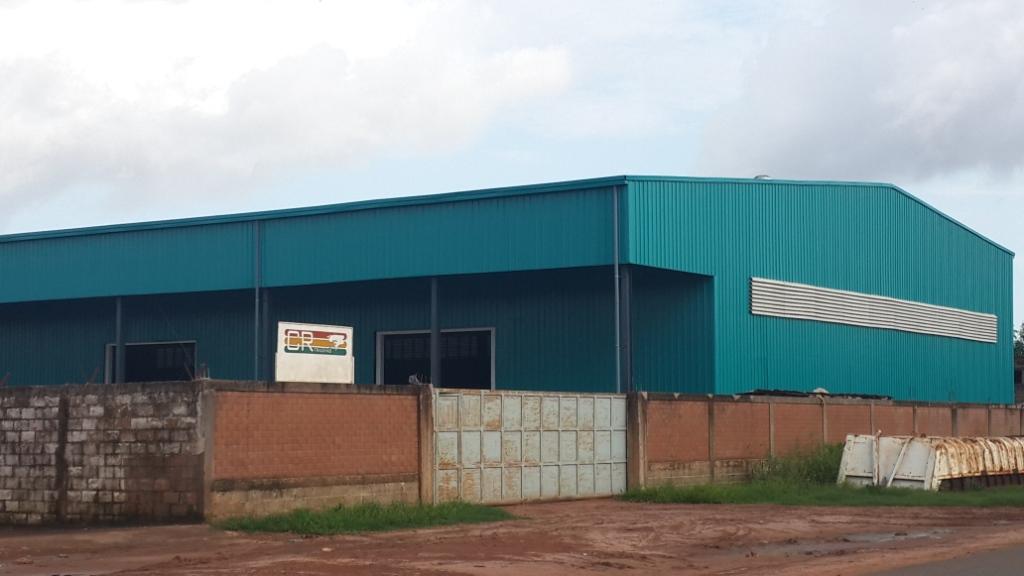 CR Trading, Guinea Bissau, WA