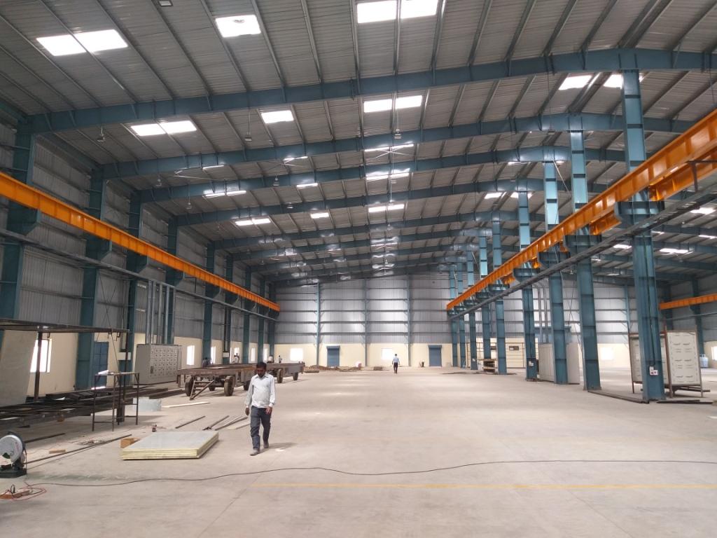 Kalyani Cleantech, Chakan