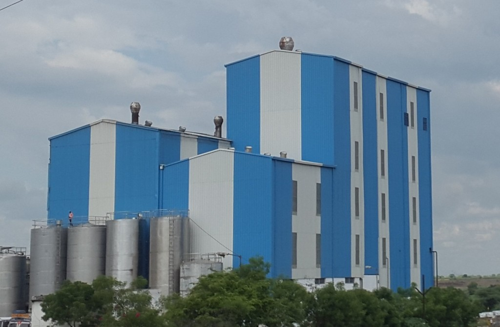 Shree Vaishnodevi Dairy Products, Sahajpur
