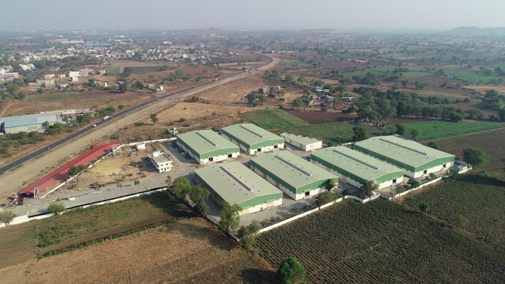 Yugashree Jai Sai Warehousing Pvt. Ltd., Jalgaon