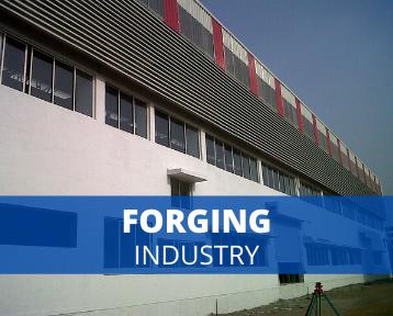 Forging ind