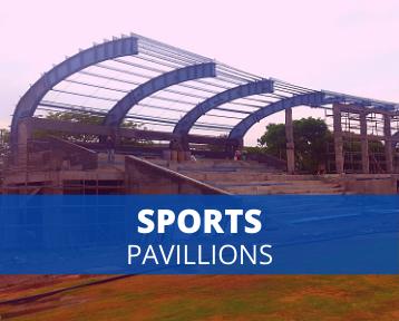 Sports Pavillion- Schools